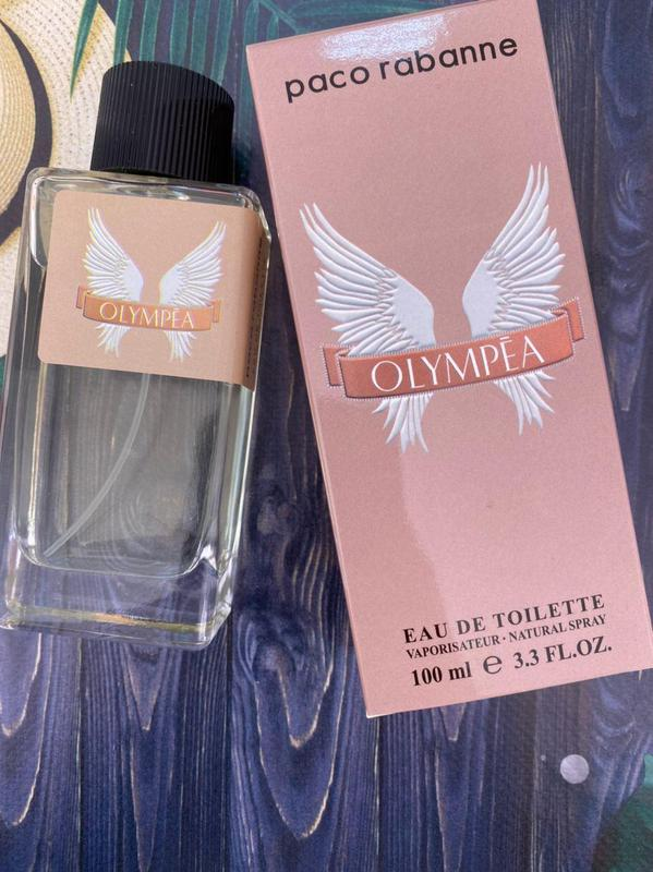Paco Rabanne Olympea парфюм женский 100мл