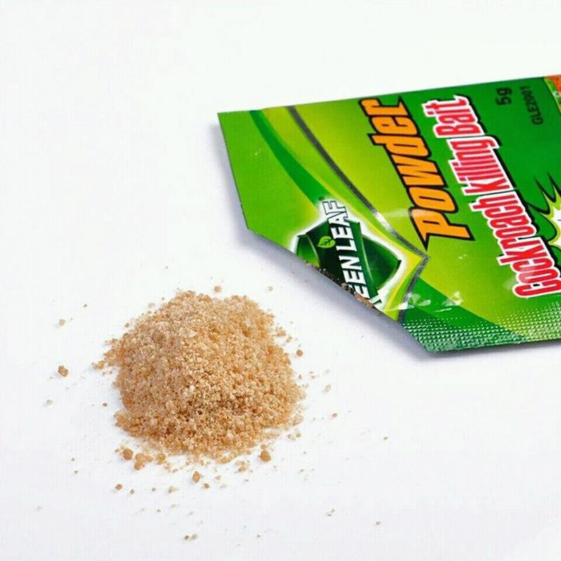 Средство от тараканов Зелёный Лист. 10 уп.