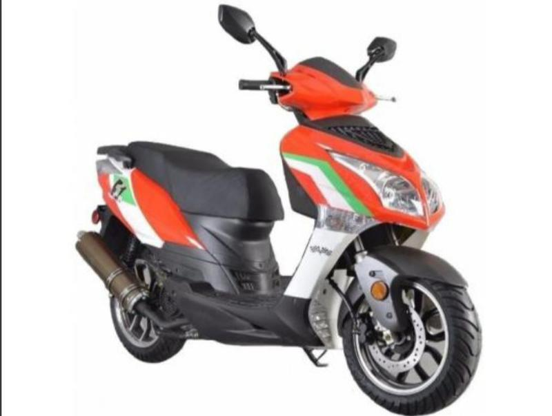 Moto-Leader ML 150 Storm