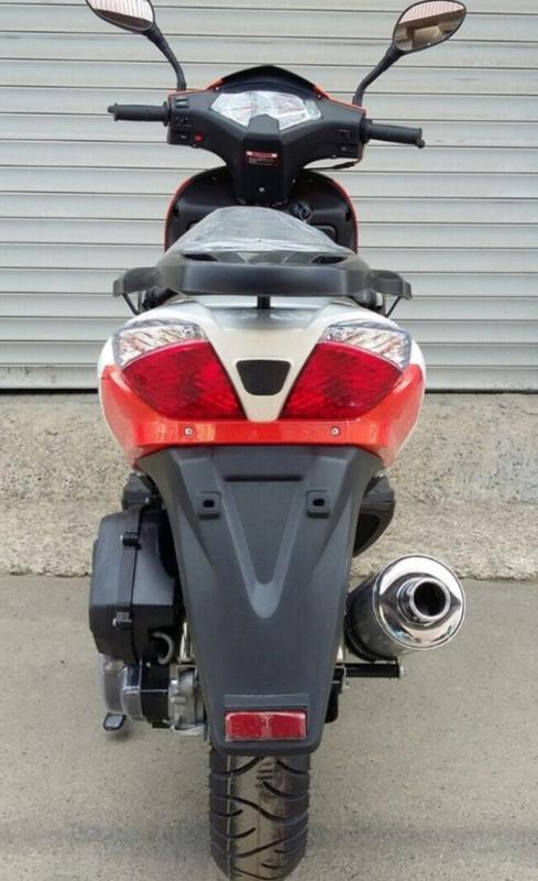 Moto-Leader ML 150 Storm - Фото 4
