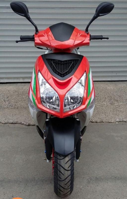 Moto-Leader ML 150 Storm - Фото 5