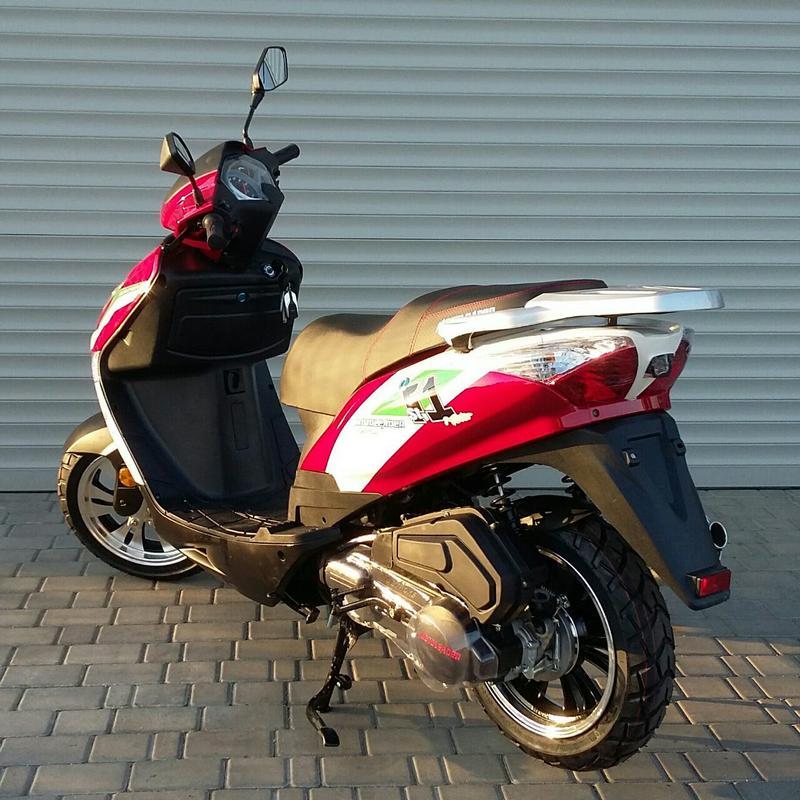 Moto-Leader ML 150 Storm - Фото 9