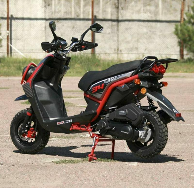 Skybike Quest 150 (BWS) - Фото 3
