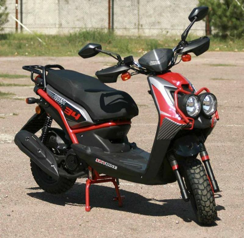 Skybike Quest 150 (BWS) - Фото 2