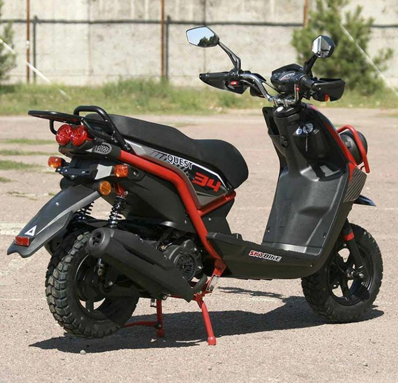 Skybike Quest 150 (BWS) - Фото 4