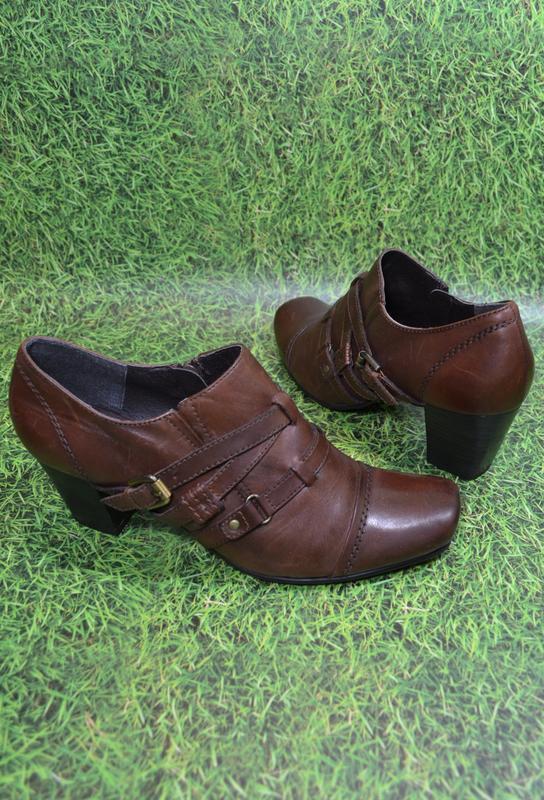 Janet d германия, оригинал! качественные туфли / ботильоны пов...