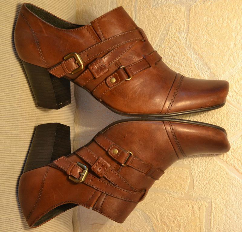 Janet d германия, оригинал! качественные туфли / ботильоны пов... - Фото 5
