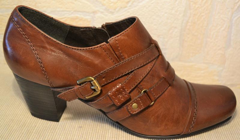 Janet d германия, оригинал! качественные туфли / ботильоны пов... - Фото 7