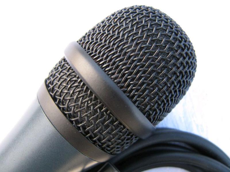 Микрофон динамический Samsung DM-837A, новый в коробке