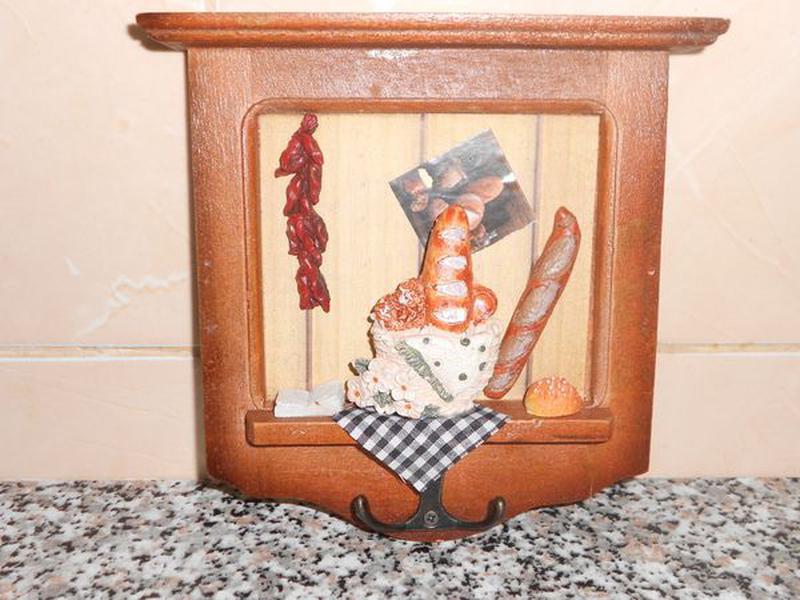 Вешалка для кухни