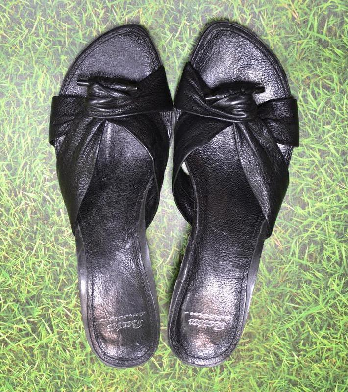 Bata чехия оригинал! изящные комфортные босоножки сандалии, на... - Фото 2