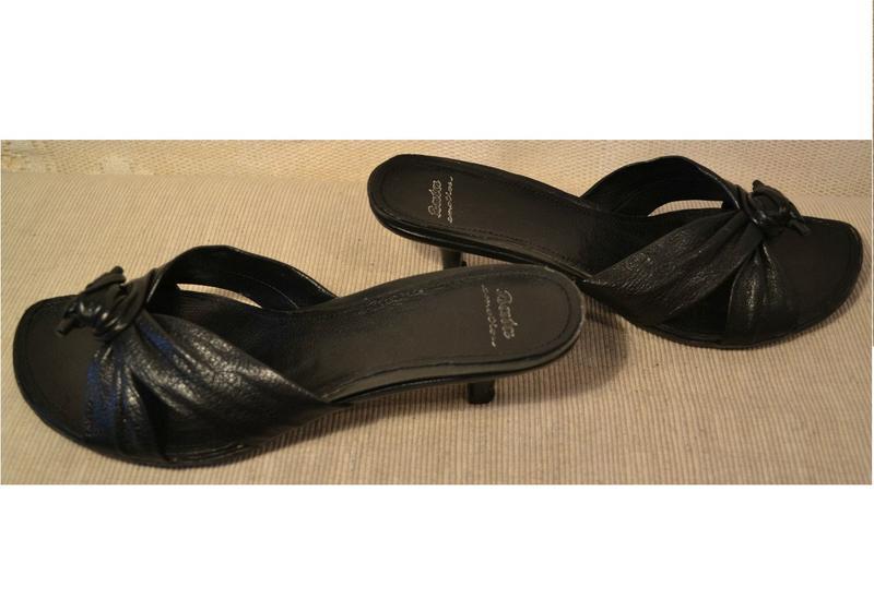 Bata чехия оригинал! изящные комфортные босоножки сандалии, на... - Фото 9