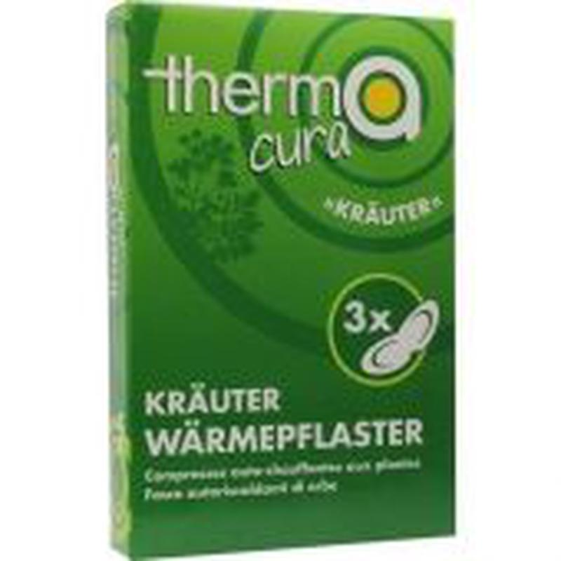 Thermacura Kraeuter Pflaster