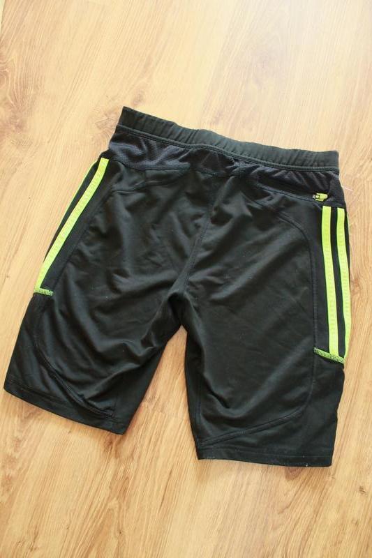 Замечательные мужские беговые шорты adidas response short tights - Фото 2