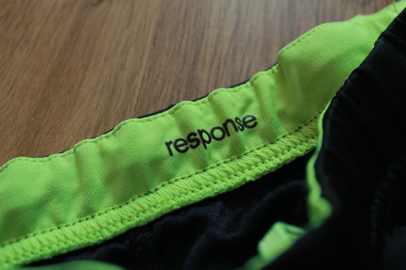 Замечательные мужские беговые шорты adidas response short tights - Фото 3