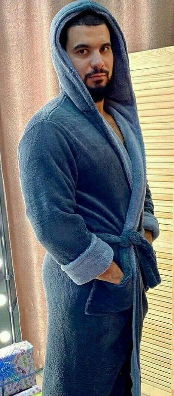 Мужской халат! Турция