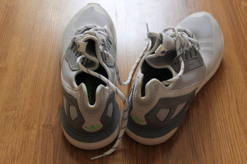 Adidas originals  мужские кроссовки  tubular runner white прев... - Фото 2