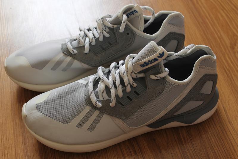 Adidas originals  мужские кроссовки  tubular runner white прев... - Фото 3