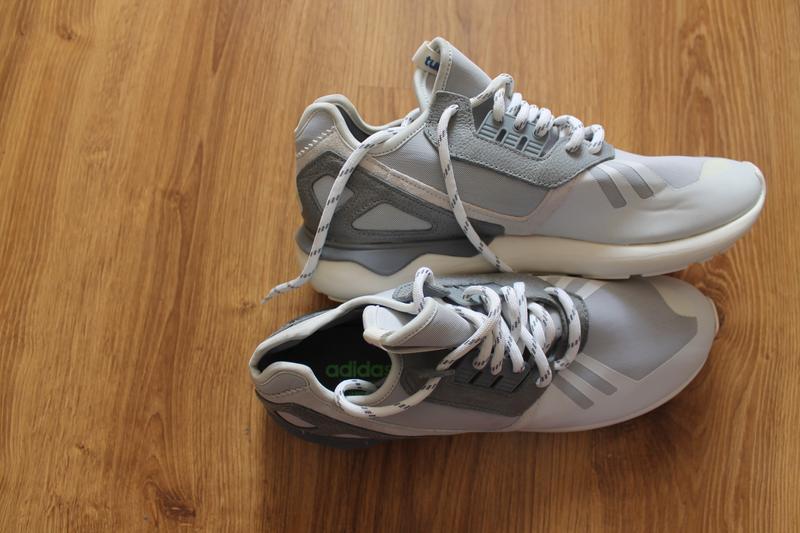 Adidas originals  мужские кроссовки  tubular runner white прев... - Фото 6