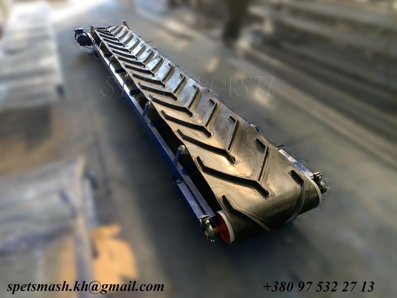 Ленточный транспортер для сыпучих купить элеватор тамбов смерти
