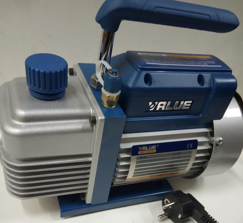 Вакуумный насос VALUE VE-115N (51 л/мин)