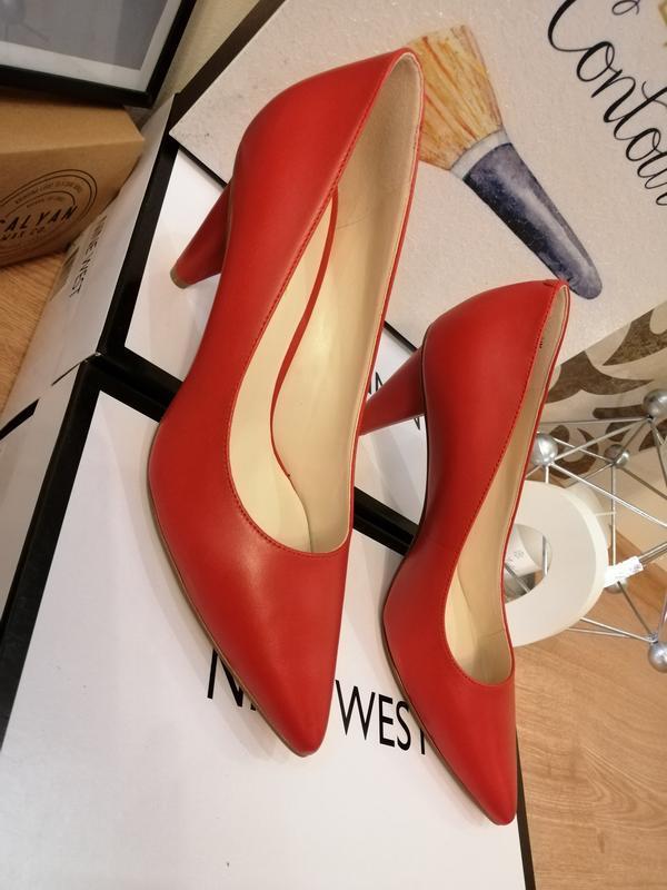 Стильные туфли nine west - Фото 3