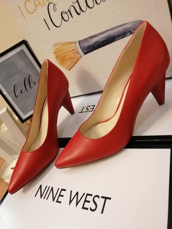 Стильные туфли nine west - Фото 8