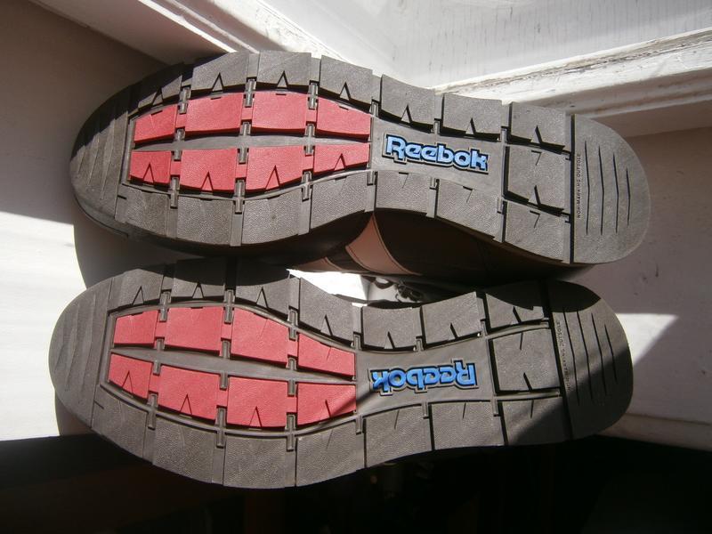 Ботинки reebok royal hiker thinsulate m42015 зимові оригінал - Фото 6