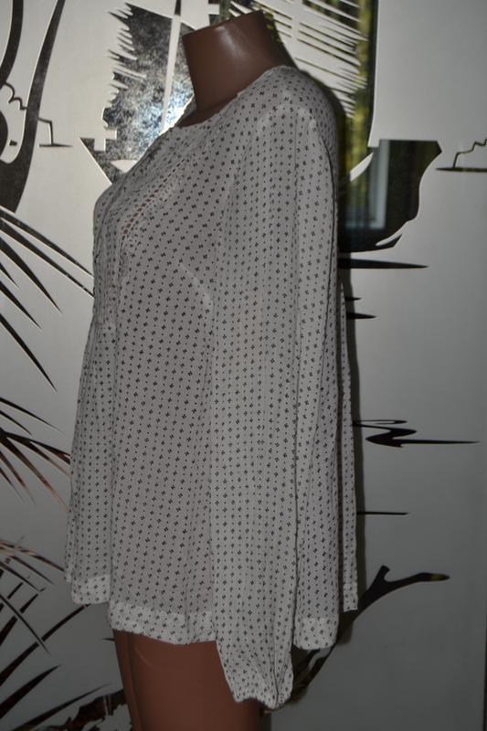 Блузка 100%вискоза - Фото 2