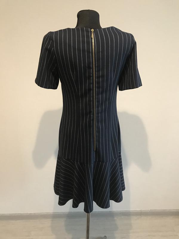 Милейшее платье с оборкой - Фото 3