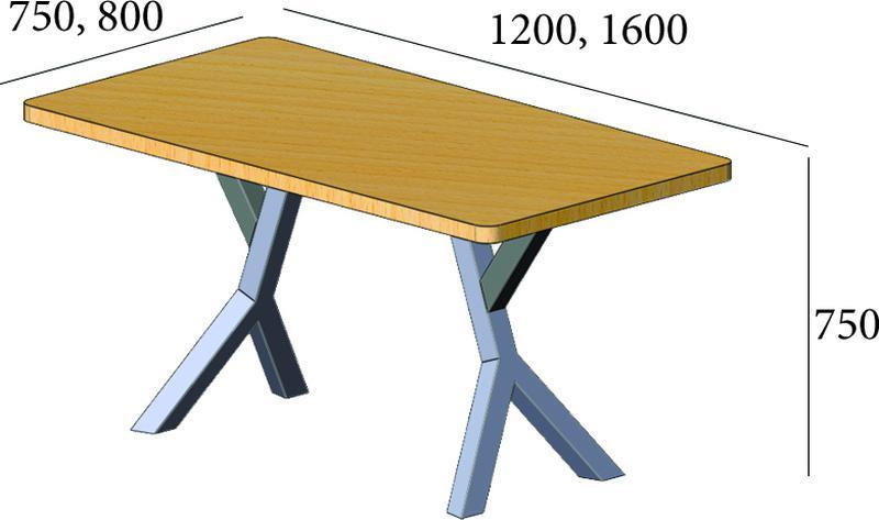Стол для кухни, спальни, гостевой - Фото 2