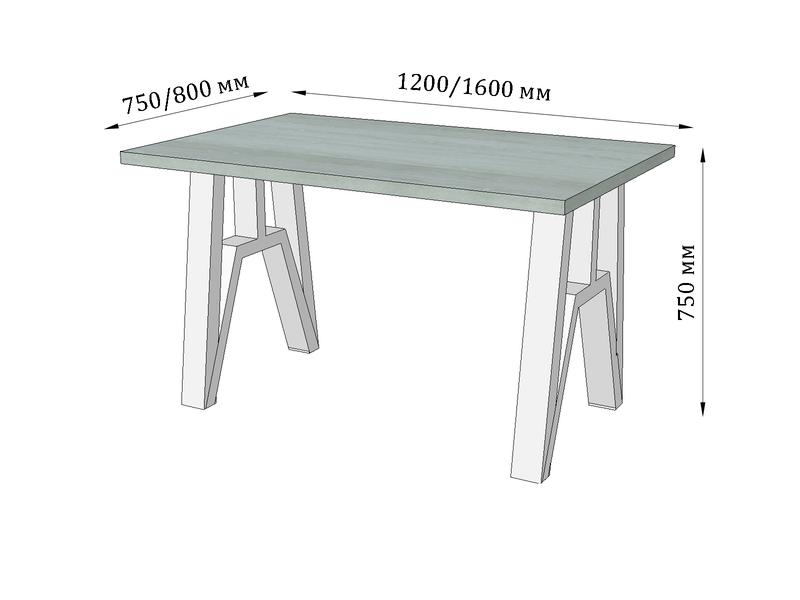 Стол обеденный Прайм - Фото 4