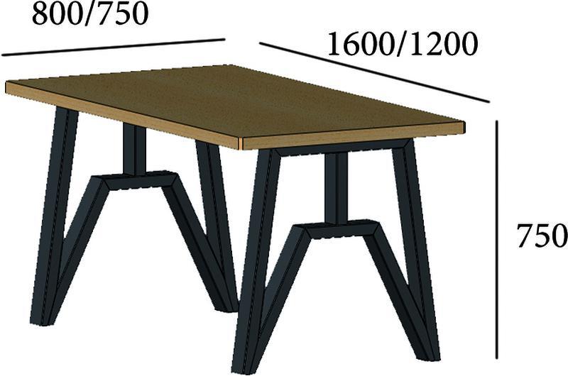 Стол обеденный Прайм - Фото 2