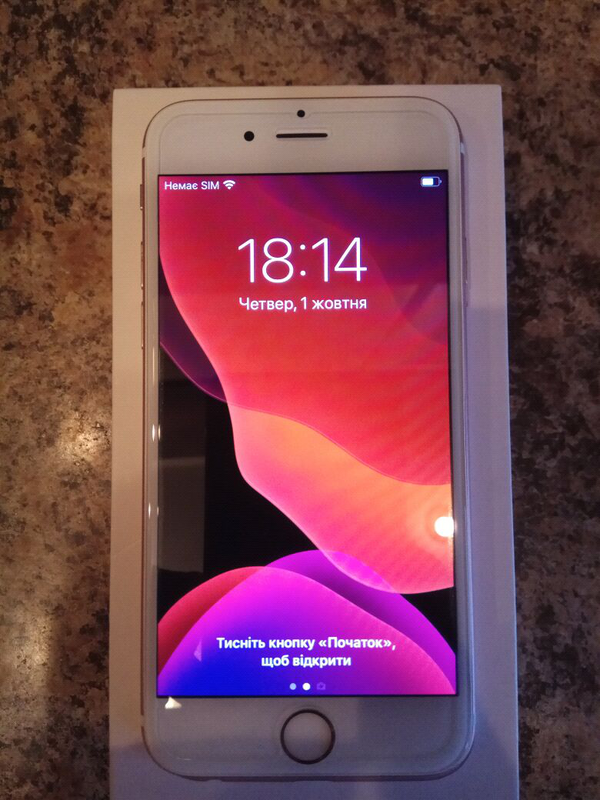 Iphone 6s 32 gb.rose gold - Фото 3