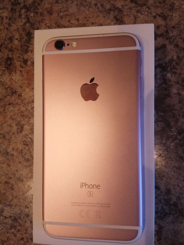 Iphone 6s 32 gb.rose gold - Фото 5
