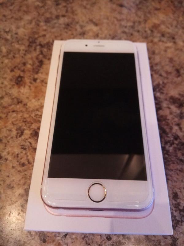 Iphone 6s 32 gb.rose gold