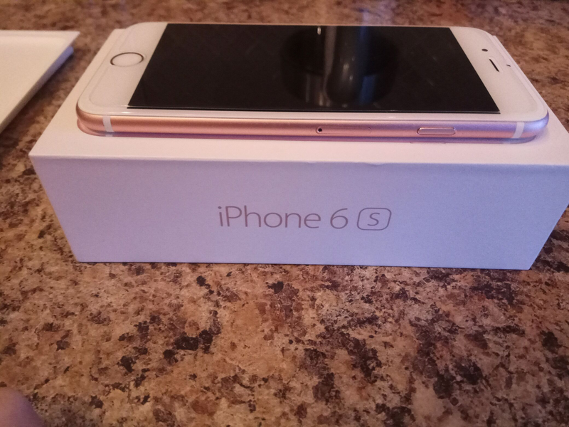 Iphone 6s 32 gb.rose gold - Фото 6
