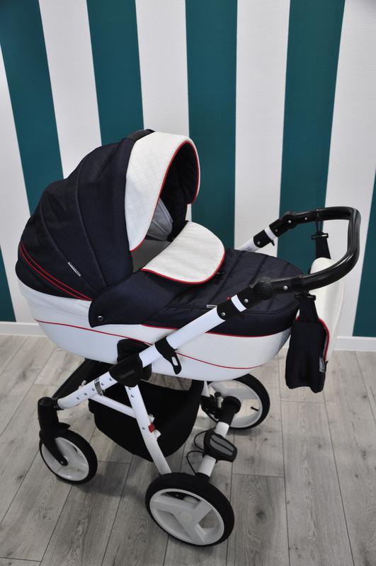 Универсальная детская коляска 2 в 1 Adamex Neonex Alfa X8