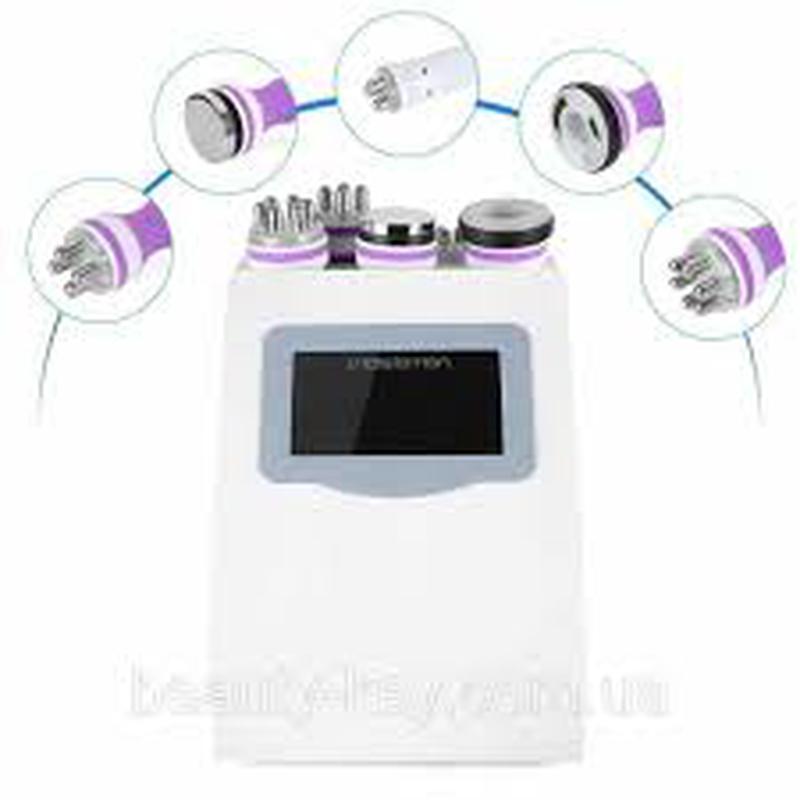 Косметологический аппарат 5 в 1 для похудения