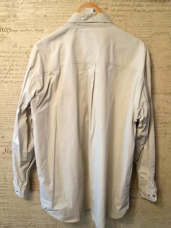Рубашка True cotton оригинал XL - Фото 2