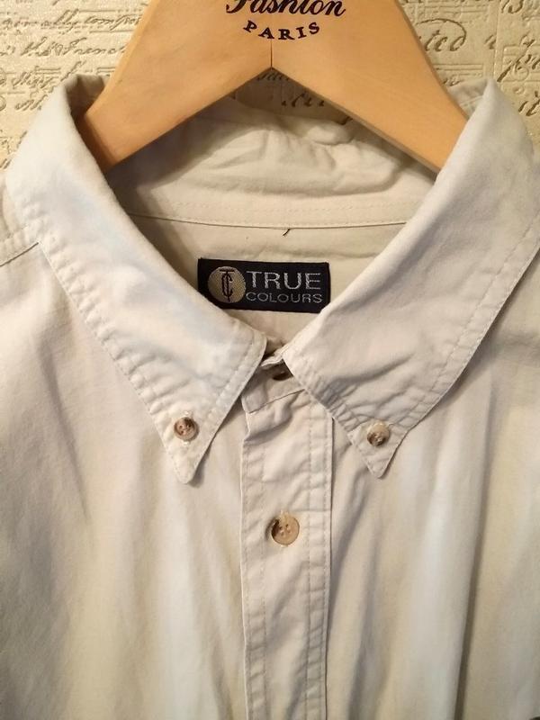 Рубашка True cotton оригинал XL - Фото 3