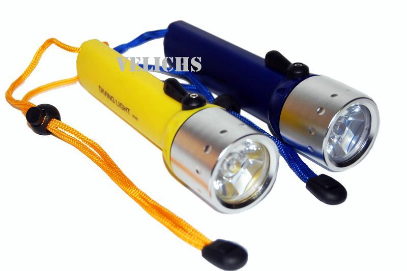 Фонарик для дайвинга и подводной охоты DIVING LIGHT - Фото 9