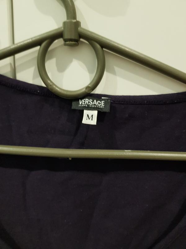 Футболка versace jeans couture - Фото 2