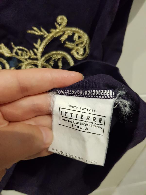 Футболка versace jeans couture - Фото 4