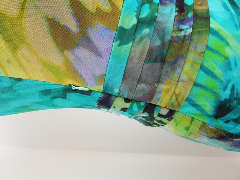 Яркое платье paola - Фото 5