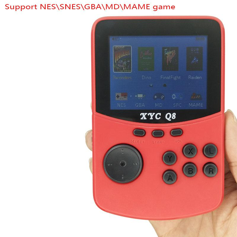 Игровая приставка XYC Q8 400 игр - Фото 3