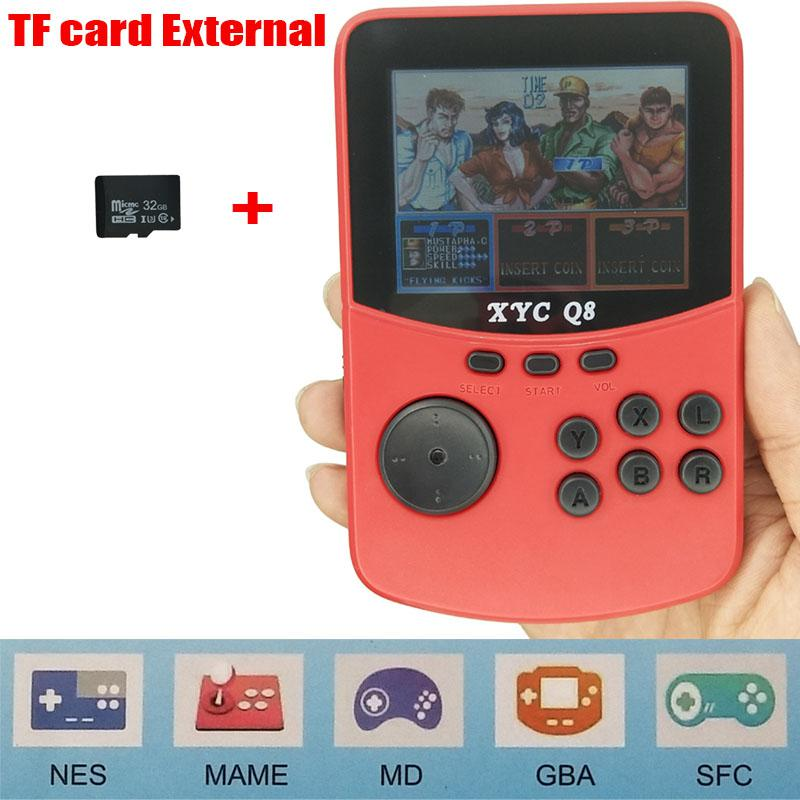 Игровая приставка XYC Q8 400 игр - Фото 6