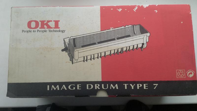 Оригинальный барабан Oki Type 7 Drum ОKI41019502 OkiPage 18-24Ser