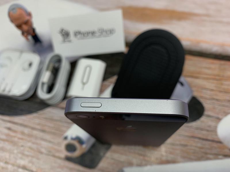 Apple iPhone SE 32gb Space Gray NEVERLOCK комплект,гарантия. - Фото 7
