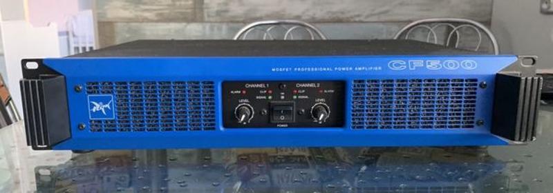Усилитель мощности звука Park Audio CF500-8